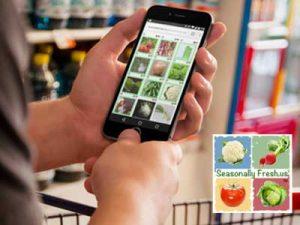 Seasonally Fresh Consumer Planogram App