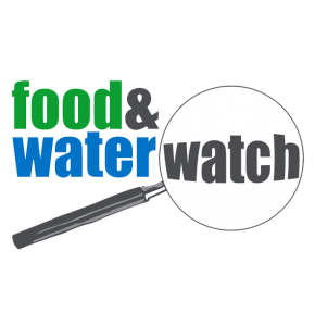 Food and Water Watch