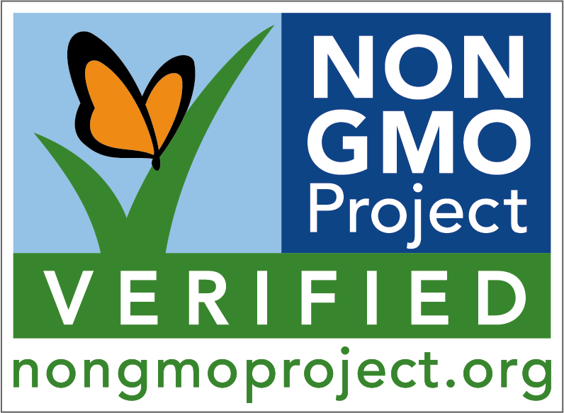 Non-GMO Project verification icon