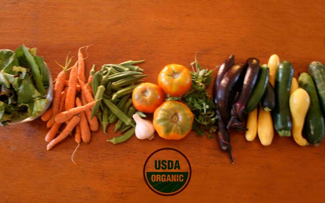 "What Does ""USDA Organic"" Mean?"