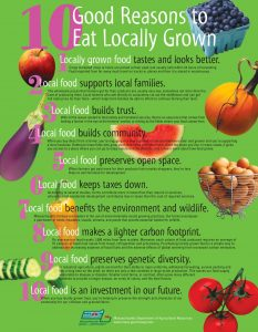 Eating Locally by Massachusetts Government CC-2.0
