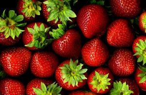 Strawberries by Sharon Mollerus CC-2.0