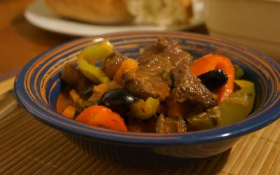 Beef Stew: Autumn Mellow