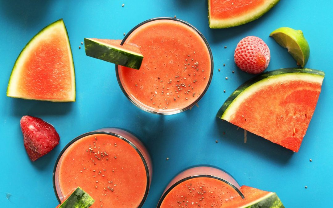 Watermelon Frosty Recipe for the Summer