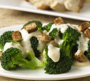 Broccoli and Cheese courtesy of the NIH
