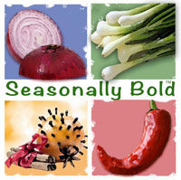 Seasonally Fresh Logo
