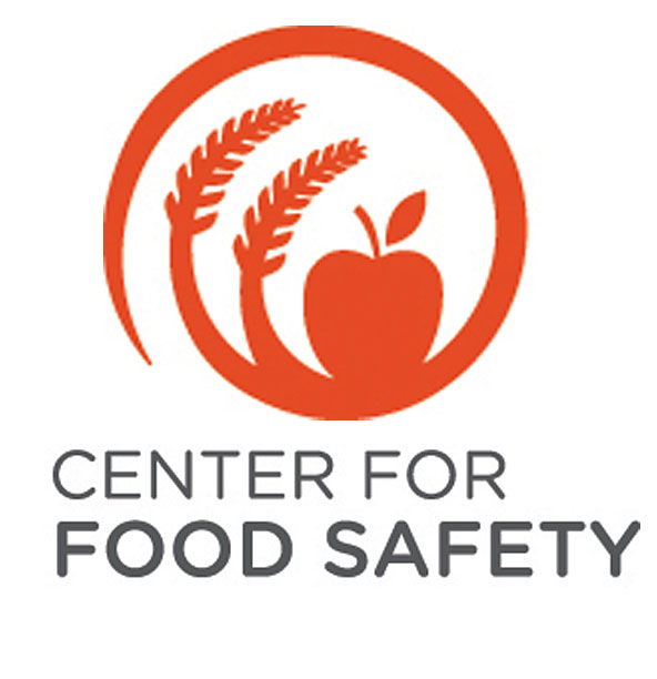 Center for Food Safety logo large