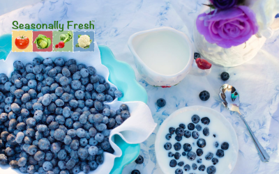Beautiful Blueberry Facts