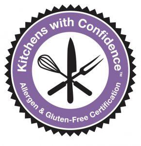 KWC Allergan and Gluten Free Certification