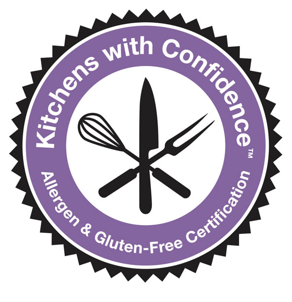 KWC Allergan and Gluten Free Certification