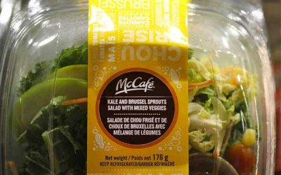 FDA Alert: Cyclospora Illnesses Linked to McDonald's Ends
