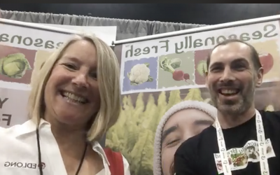 Edlong Flavors Interview with Seasonally Fresh Live
