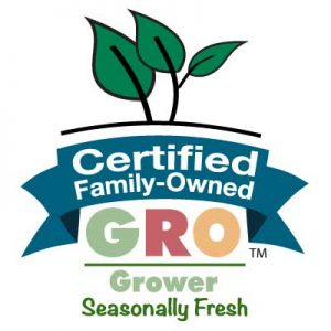 Certified Family-Owned - GRO for growers