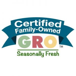 Seasonally Fresh Certified Family-Owned GRO - simple