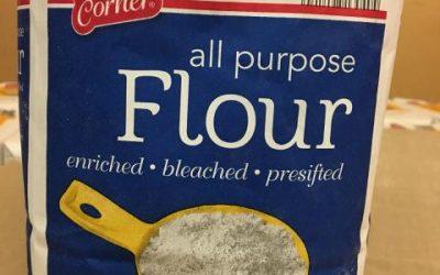 Recall:  Aldi Baker's Corner Flour