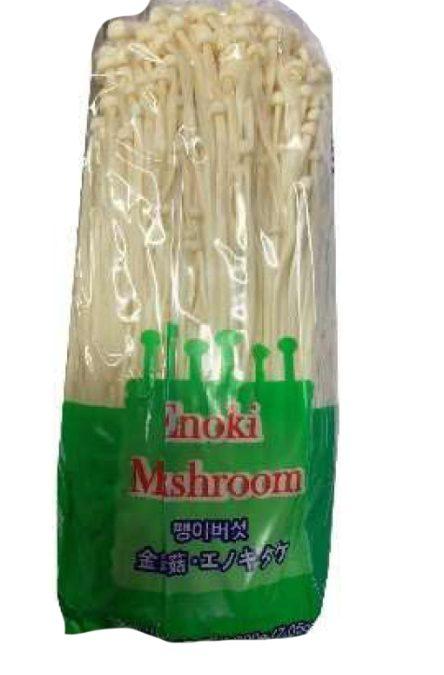 Enoki Mushroom Recall – Listeria monocytogenes