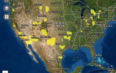 Live Air Quality Map